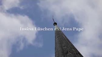 ++ lassAb von deiner Angst und staune ++ Jens Pape & Insina Lüschen ++