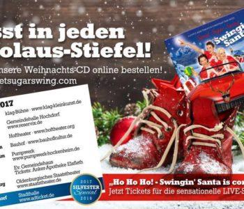 ++ Mit Sweet Sugar Swing kann IMMER Weihnachten sein ++