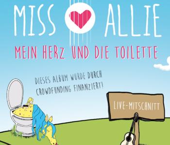 +++ CD-Empfehlung der Woche: MISS ALLIE +++