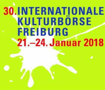 +++INTERNATIONALE KULTURBÖRSE FREIBURG +++